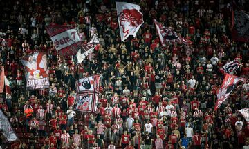 Super League 1: Πρώτος από την πρεμιέρα ο Ολυμπιακός στα εισιτήρια