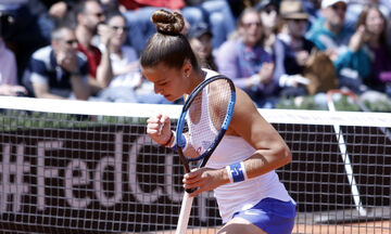 US Open 2019: «Υπερηχητική» Σάκκαρη, συνέτριψε τη Τζιόρτζι! (vid)