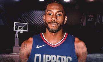 Οι Κλίπερς φαβορί για το NBA σύμφωνα με το ESPN