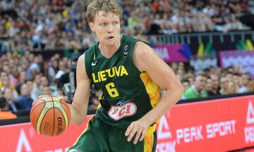 Mundobasket 2019: Με Κουζμίνσκας η τελική 12άδα της Λιθουανίας (pic)