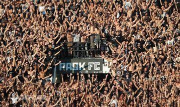 ΠΑΟΚ - Σλόβαν Μπρατισλάβας: Sold out το παιχνίδι της Τούμπας (pic)