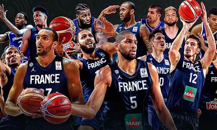 Mundobasket 2019: Η δωδεκάδα της Γαλλίας που βλέπει μετάλλιο