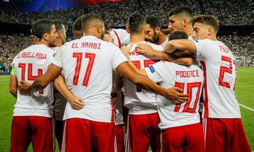 Κράσνονταρ - Ολυμπιακός 1-2: Τα highlights της επικής «ερυθρόλευκης» νίκης-πρόκρισης στη Ρωσία