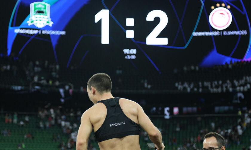 Ο Ολυμπιακός έφερε την Ελλάδα μια ανάσα από την Κύπρο στην κατάταξη της UEFA (πίνακας)