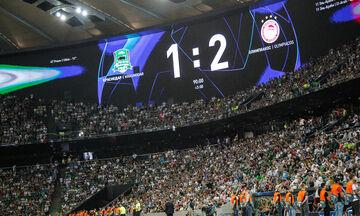 Κατάταξη UEFA: Στις πλάτες του Ολυμπιακού η Ελλάδα!