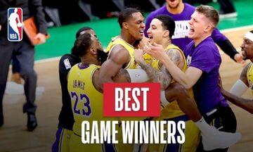 ΝΒΑ: Τα καλύτερα buzzer-beater της σεζόν 2018-19! (vid)