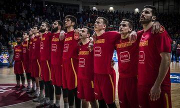 Mundobasket 2019: Μαυροβούνιο: Ανακοίνωσε την 12άδα, ο πρώτος αντίπαλος της Εθνικής