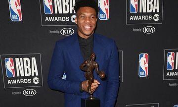 ESPN: «Ο Γιάννης ξανά το φαβορί για τον τίτλο του MVP»