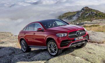 Νέα Mercedes GLE Coupe μόνο με εξακύλινδρο ντίζελ στην Ευρώπη