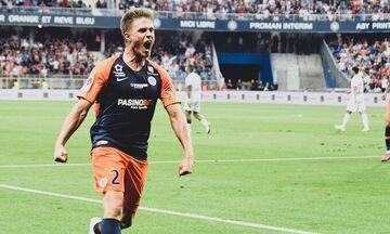 Ligue 1: Η Μονπελιέ σταμάτησε τη Λιόν με 1-0 (αποτελέσματα)