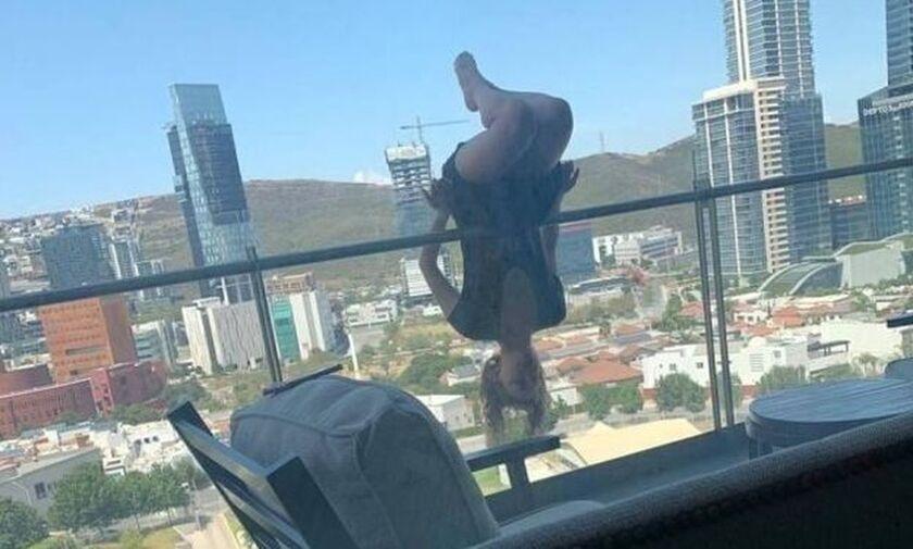 Μεξικό: Φοιτήτρια, που έκανε γιόγκα στο μπαλκόνι, έπεσε και έσπασε 110 οστά