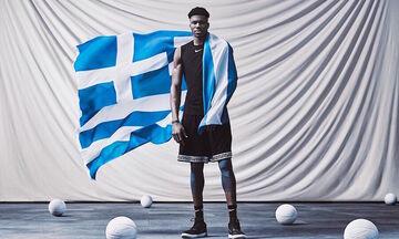 Mundobasket 2019: Τα εντυπωσιακά παπούτσια του Γιάννη για το Παγκόσμιο! (vid & pics)