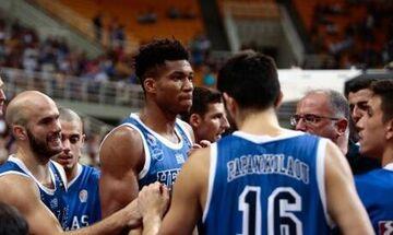 Mundobasket 2019 : Τα υπέρ και κατά της Εθνικής και οι Αμερικανοί