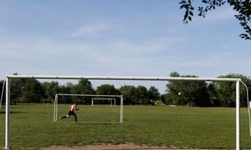 Ποδοσφαιρικό γκολπόστ τραυμάτισε 9χρονο στη Θεσσαλονίκη