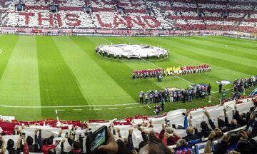 Champions League 2019-20: Αυτοί είναι οι αντίπαλοι του Ολυμπιακού στους ομίλους