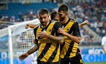 Τραμπζονσπόρ - ΑΕΚ 0-2: Πλησιάζει την πρόκριση η «Ένωση» (vids)