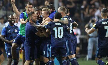ΠΑΟΚ - Σλόβαν Μπρατισλάβας 3-2: Προδόθηκε από τα λάθη του