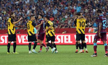 Τραμπζονσπόρ - ΑΕΚ 0-2: «Τουρκοφάγα» για ένα ημίχρονο... (Highlights)