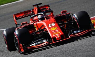 Grand Prix Βελγίου: Δυναμικό ξεκίνημα από Ferrari και Φέτελ στο FP1