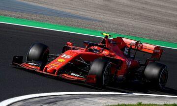 Grand Prix Βελγίου: Η Ferrari έκανε το 1-2 και στο FP2