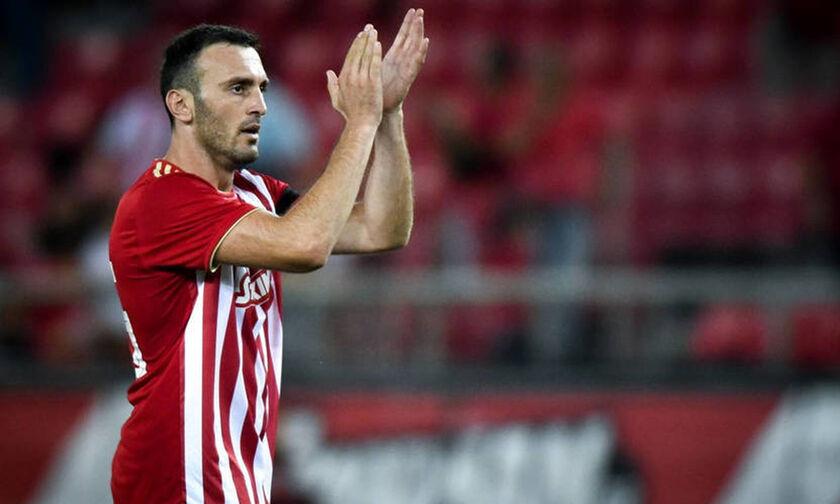 Τοροσίδης: «Η ομάδα πρέπει να κοιτάξει το πρωτάθλημα,έχουμε χρόνο για το Champions League»