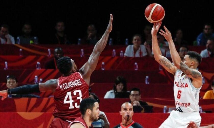 Mundobasket 2019: Με το... δεξί η Πολωνία, 80-69 την Βενεζουέλα (highlights)