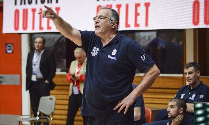 Σκουρτόπουλος: «Έτοιμοι για το σετ-παιχνίδι του Μαυροβουνίου - Ας μας λένε φαβορί»