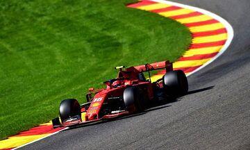 Grand Prix Βελγίου: Επιστροφή στις pole position για Λεκλέρκ και Ferrari