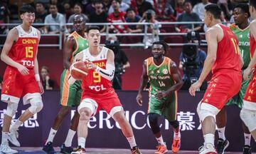 Οι Κινέζοι νίκησαν την Ακτή Ελεφαντοστού με 1/10 τρίποντα (highlights)