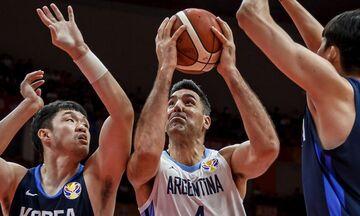 Άνετα η Αργεντινή απέναντι στη Κορέα (highlights)