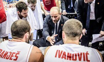 Mίτροβιτς: «Η Ελλάδα έχει παίκτες του Ολυμπιακού, του Παναθηναϊκού και τον Γιάννη»
