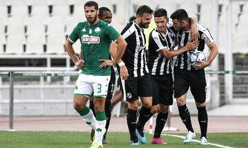 Παναθηναϊκός - ΟΦΗ: Ο Μάνος κάνει το 0-2 και ο Τσιλιανίδης το 0-3 στο ΟΑΚΑ (vid)