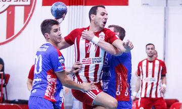 EHF Cup: Προβάδισμα πρόκρισης για τον Ολυμπιακό, 30-21 την Μπόρατς