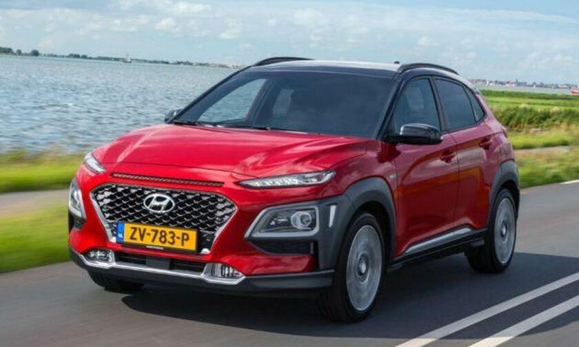 Νέο Hyundai Kona Hybrid χωρίς τέλη κυκλοφορίας (vid)