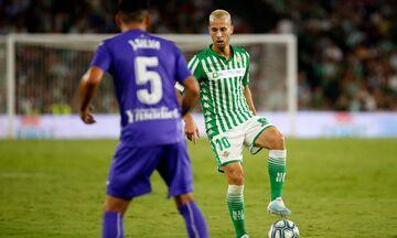 La Liga: Νίκη με ανατροπή για Μπέτις, 2-1 τη Λεγανές (αποτελέσματα, highlights)