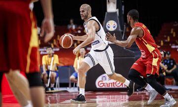 Mundobasket 2019: Τα highlights από το Ελλάδα - Μαυροβούνιο