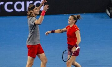 US Open 2019: Πρόστιμα σε Τσιτσιπά και Σάκκαρη