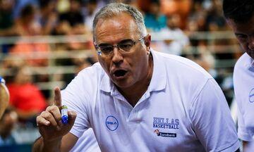 Σκουρτόπουλος: «Έφυγε το άγχος - Η βάση μας είναι η άμυνα»