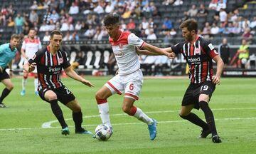 Bundesliga: Νίκη για την Άιντραχτ, 2-1 την Φορτούνα Ντίσελντορφ (αποτελέσματα, highlights)