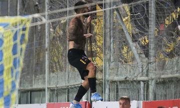 Αστέρας Τρίπολης - ΑΕΚ 2-3: Εν τούτω... Νίκο (highlights)