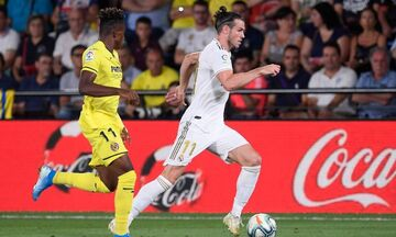 Primera Division (3η αγωνιστική): Ο Μπέιλ έσωσε τη Ρεάλ (αποτελέσματα, highlights)
