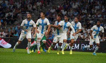 Ligue 1: Ακάθεκτη η Μαρσέιγ, 1-0 την Σεντ Ετιέν (αποτελέσματα)