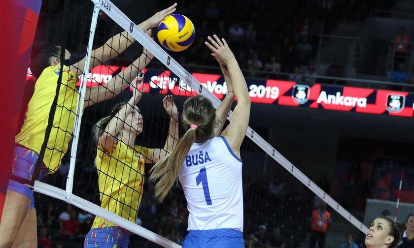 Ευρωπαϊκό Πρωτάθλημα Βόλεϊ: Δυνατά παιχνίδια στα προημιτελικά