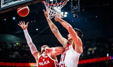 Κίνα - Πολωνία 76-79: Μίνι έκπληξη και πρωτιά!