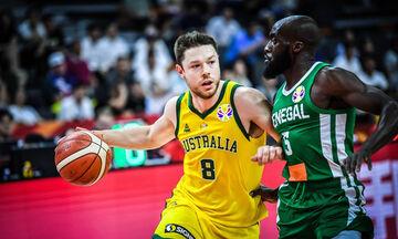 Mundobasket 2019: Αυστραλία - Σενεγάλη 81-68: Άγγιξε το τριπλ-νταμπλ ο Ίνγκλς!