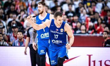 Mundobasket 2019: Ιαπωνία - Τσεχία 76-89: Για την πρόκριση με Τουρκία οι Τσέχοι