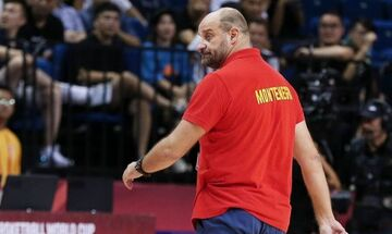 Mundobasket 2019: Μίτροβιτς: «Οι παίκτες μου ένιωσαν σαν να τους έκλεψαν!»