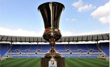 Τα ζευγάρια του Coppa Italia