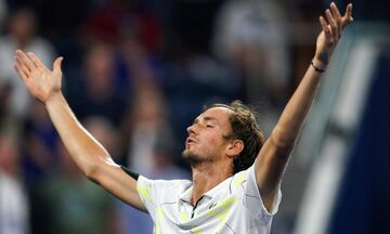 U.S Open 2019: Ο «βράχος» Μεντβέντεβ πλάκωσε τον Βαβρίνκα