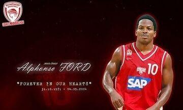 Αλφόνσο Φορντ: 15 χρόνια χωρίς το χαμόγελο του μπάσκετ (vid)